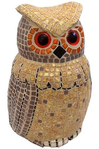 kit de mosaïque 3D Sculpture - Hibou