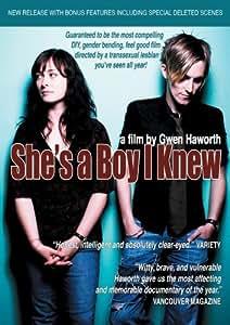 She's a Boy I Knew [DVD] [2007]