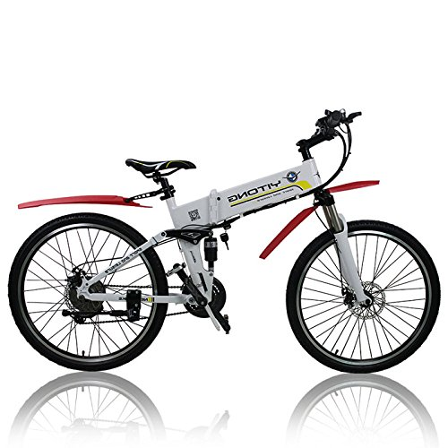 51i8Ke1I NL. SS500  - GTYW, Electric, Folding, Bicycle, Mountain, Bicycle, Moped, Electric Car, Battery Life 30KM