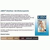 BSN Jobst Jobst Ultra Sheer KKL 1 Au Collants normal avec dentelle Grossesse Caramel - VI