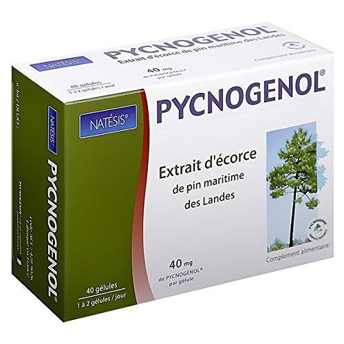 Pycnogénol Confort circulatoire - Natésis