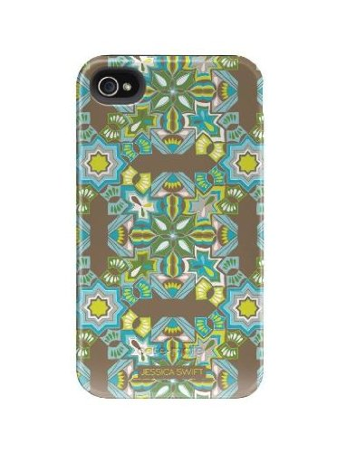 Case Logic CMIMMC050252 Jessica Swift Tough iPhone 4/4S OWLS Cardamom Deemah