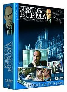 Nestor Burma - coffret 12 épisodes