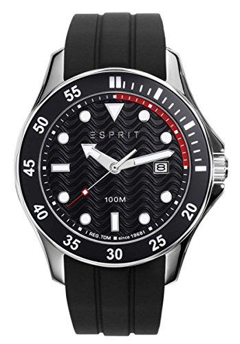Esprit-Herren-Armbanduhr-Man-ES108831002-Analog-Quarz