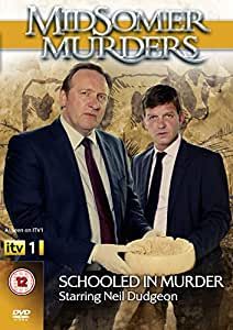 Midsomer Murders Series 15: Schooled in Murder [DVD]