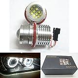 2 60 CREE LED Angel Eye Halo Leuchtmittel + CAN-Bus Vorschaltgerät + Verkabelung
