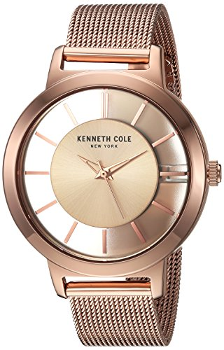 Kenneth Cole New York Women's Analog-Quartz Watch with Stainless-Steel Strap KC15172002