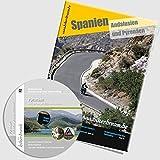 Set: DVD/Video +gedruckte Tourstory +GPS-Daten Motorradtour: Pyrenäen und der lange Weg nach Hause