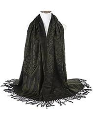MZMZ ULTRA apretado el cuello mujeres cálidas letras sello bufanda de algodón mantones de cachemir emulación de su clásica bufanda