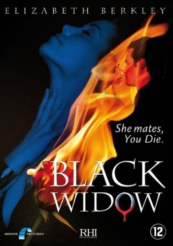 Black Widow (Dark Beauty) [Region 2] by Joel Anderson