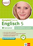 Klett Komplett Trainer Englisch Klasse 5: Englisch im Gymnasium umfassend üben