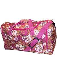 """Hi-Tec – Ladies 18 """"floral bolsa gimnasio viaje equipaje de mano bolsa 4 colores"""