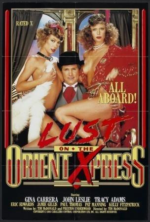 Lust auf der Orient Express Film Poster 28cm 4327,9x 43,2cm - Express-film-poster