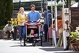 Burley Fahrradanhänger Honey Bee – Children Trailercycle, red, 89.0 x 76.7 x 92.1 cm, 949203 - 6