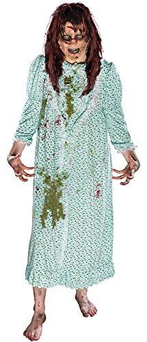 Haunted House–Kostüm Mädchen Exorzist, Einheitsgröße (Rubie 's Spain -