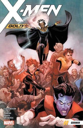 X-Men Gold Vol. 7: Godwar (X-Men Gold (2017), Band 7) (Xmen Vol 3)