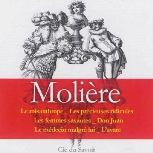 Molière : Ses plus grandes pièces