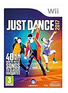 Just Dance 2017 (Nintendo Wii) (B01IBJ3G3Y) | Amazon price tracker / tracking, Amazon price history charts, Amazon price watches, Amazon price drop alerts