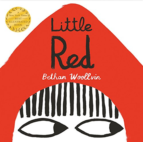 Little Red por Bethan Woollvin
