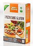 Mon Fournil - Préparation pour Pâte à pizza bio sans gluten 350 g - Lot De 3 - Prix Du Lot - Livraison Rapide En France Métropolitaine Sous 3 Jours Ouverts