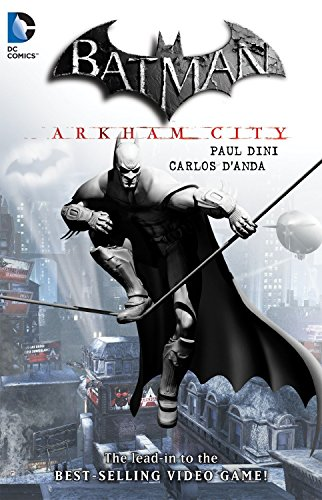 Batman Arkham City TP