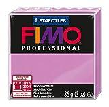 Staedtler 8004-62 - Fimo Professional Normalblock, 85 g, lavendel