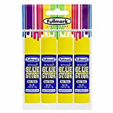 NEW LAUNCH PROMO - FULLMARK Bâton de colle (8g) , Lot de 4
