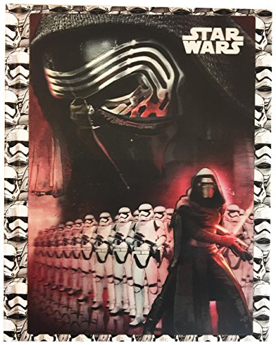 Memory Technology ed97266 - Star Wars 3D Notebook -
