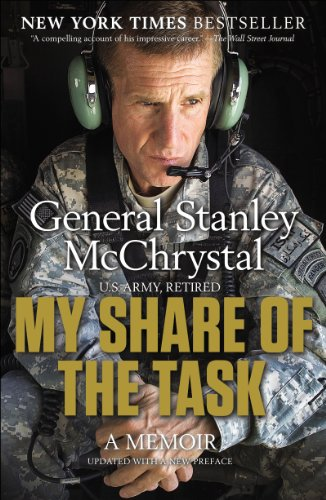 My Share of the Task: A Memoir (Militär-spec)