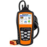 NEXPEAK Car Universal OBDii Scanner Automative OBD2 NX501 Code Reader OBDII Diagnostic Car