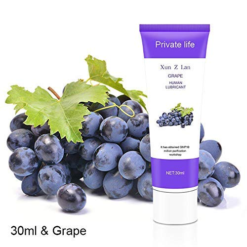 Fishyu Fruit Flavor Lubricant for Anal Sex Oral Sex Massage Oil Lubricating Oil (Sex Massage Für)