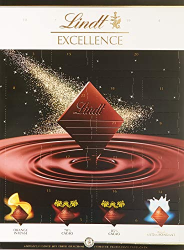 Lindt Excellence Adventskalender