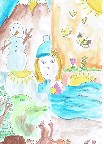 Emma y la ronda del año: Cuentos para aprender cada mes de inspiración de la pedagogía Montessori. Aprende el paso del tiempo con estos cuentos para cada mes con actividades incluidas.