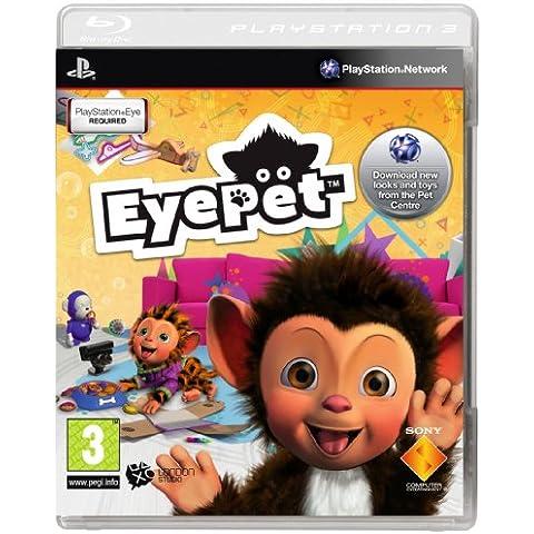 EyePet - Game Only (PS3) [Importación inglesa]