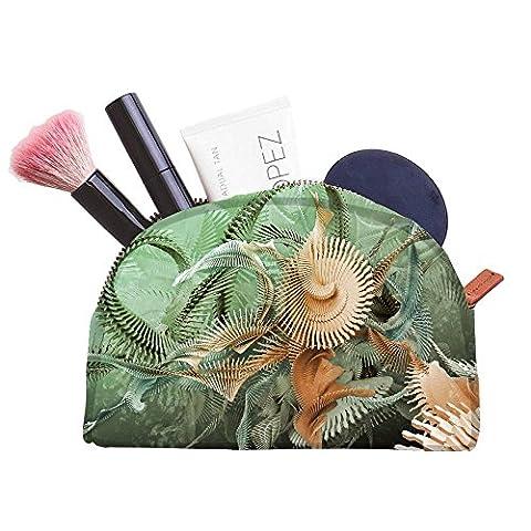 Snoogg Fractal Treppen Designer Multifunktional Leinwand Pen Tasche Bleistift Fall Make-Up Tasche für die Werkzeugtasche Geldbörse