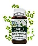 CLORELLA - CHLORELLA 120 compresse da 400 mg - 100% senza eccipienti