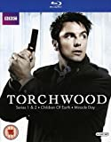 Torchwood: Series 1-4 [Blu-ray] [Region Free]