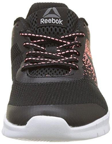 Femme Noir Running Lite Run Black Melon Print sour Reebok white IqRSB