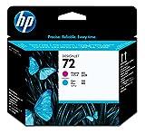HP 72 Magenta und Cyan Druckkopf für HP DesignJet