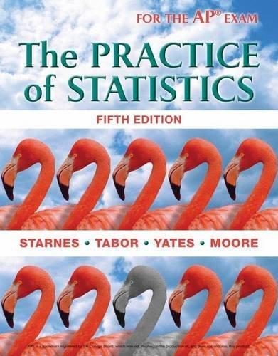 The Practice of Statistics by Daren S. Starnes (2014-01-10)