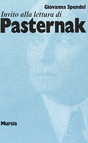 Invito alla lettura di Pasternak