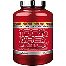 Scitec Nutrition - 100% Whey Protein Professional - Parfum Chocolat-Noisette - 2,820 kgs