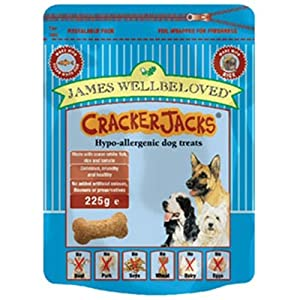James Wellbeloved Crackerjacks Fish