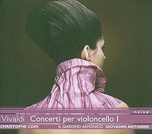 Vivaldi : Concertos pour violoncelle - vol.1