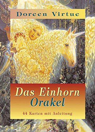 Das Einhorn Orakel - 44 Karten mit - Einhorn-karten