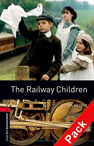 The Railway Children : Stage 3 (2CD audio) par John Escott
