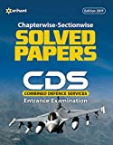 CDS Solved Paper Chapterwise & Sectionwise