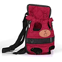 Treat Me Perro bolsa transporte ,Mochila Bolsa para Gato Mascota, Viaje Bolsa de Transporte