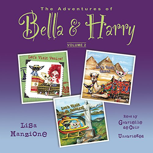 The Adventures of Bella & Harry, Vol. 2  Audiolibri