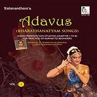 Bharathanatyam Songs: Adavus, Vol. 1 (Audio Presentation of Jathis)